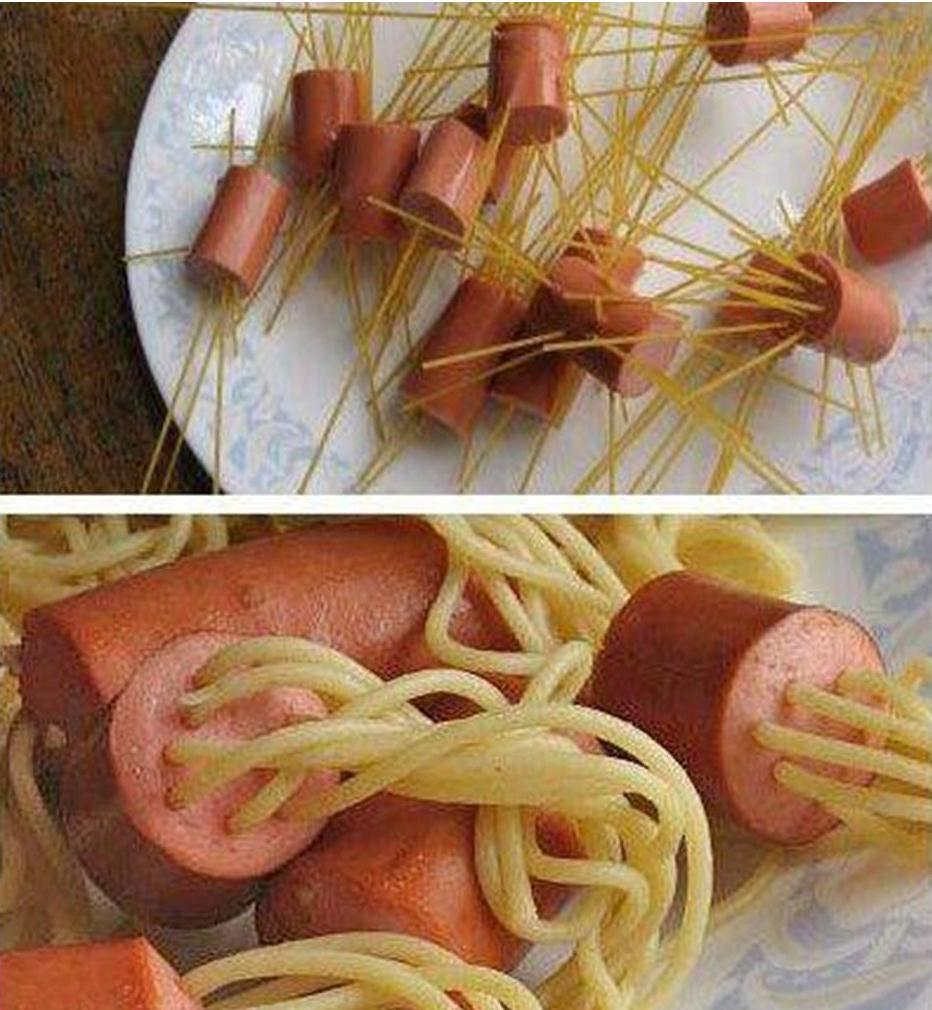 Food Design Ideas: Watermelon Hedgehogs And Spaghetti Frankfurts?! Have A